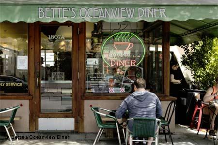 Bette's Oceanview Diner, Berkeley, CA