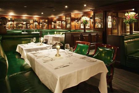 Big 4 Restaurant, San Francisco, CA
