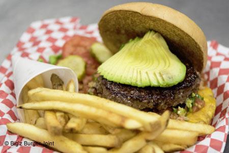 Big'z Burger Joint, San Antonio, TX