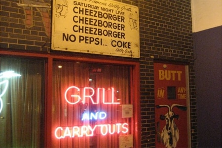 Billy Goat Tavern & Grill, Chicago, IL