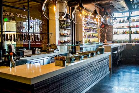 Biltong Bar, Atlanta, GA