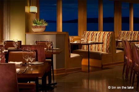 Northwest-inspired dishes created with quality ingredients are buoyed by expansive views.