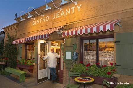 Bistro Jeanty, Yountville, CA
