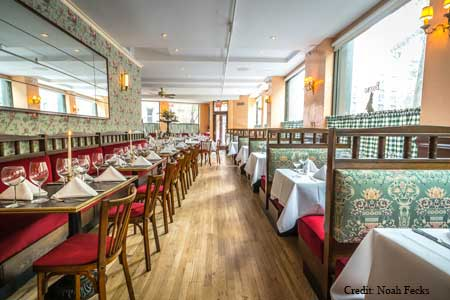 French-inspired Bistro Pierre Lapin is open in the West Village