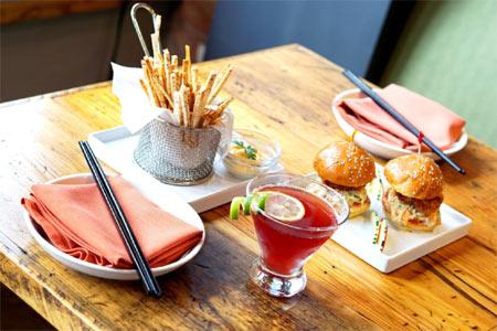 Bites Asian Kitchen + Bar