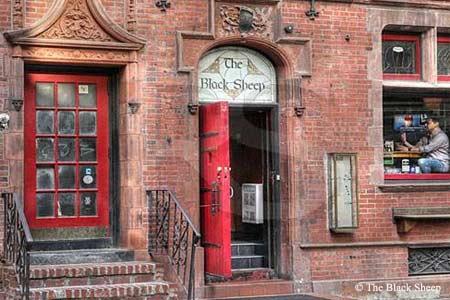 The Black Sheep Pub & Restaurant, Philadelphia, PA