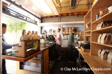 Blue Bottle Coffee, San Francisco, CA
