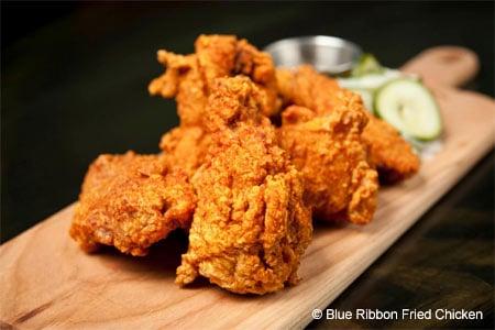 THIS RESTAURANT IS CLOSED Blue Ribbon Fried Chicken, Las Vegas, NV