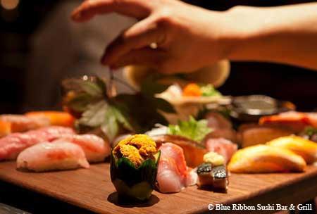 Blue Ribbon Sushi Bar & Grill, Las Vegas, NV