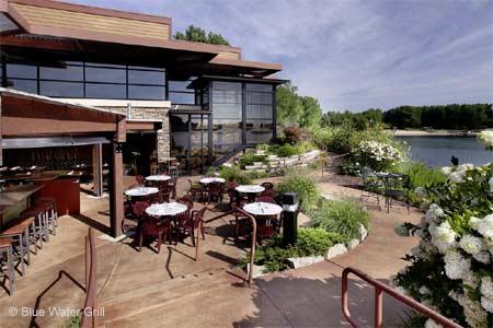 Blue Water Grill, Grand Rapids, MI