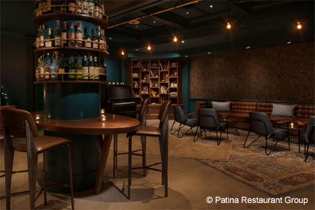 Patina Restaurant Group has opened The BoardRoom