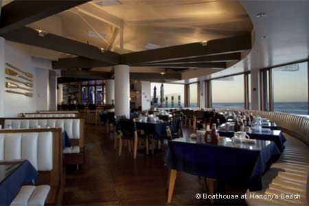 Dining Room at Boathouse at Hendry