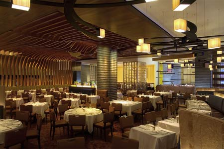 Bobby Flay Steak is one of GAYOT's Top Rated Restaurants in Atlantic City