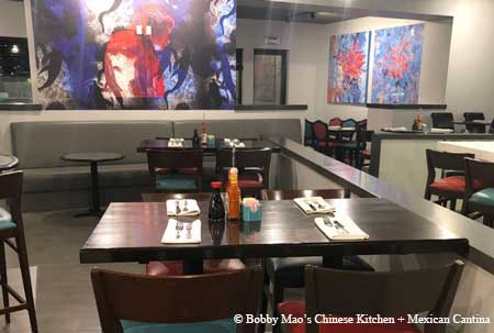 Bobby Mao's Chinese Kitchen + Mexican Cantina, Henderson, NV