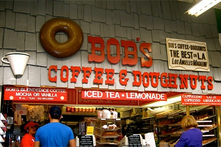 Bob's Coffee & Doughnuts, Los Angeles, CA