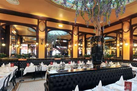 Dining Room at Bofinger, Paris,