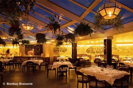 Bombay Brasserie, London, UK