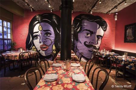 The Bombay Bread Bar, New York, NY