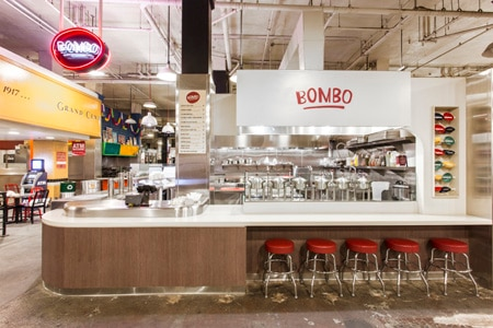 Chef Mark Peel replaced Bombo at Grand Central Market with Prawn