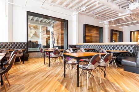 THIS RESTAURANT IS CLOSED Bon Marché Brasserie & Bar, San Francisco, CA