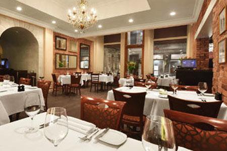 Restaurant Bonaparte, Montréal, canada