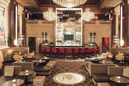 THIS RESTAURANT IS TEMPORARILY CLOSED Bond Restaurant & Lounge, Boston, MA