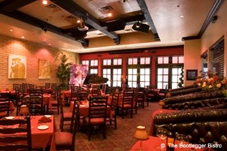 The Bootlegger Bistro, Las Vegas, NV