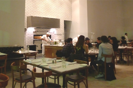Dining Room at Bottega Louie, Los Angeles, CA
