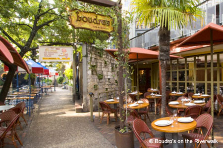 Boudro's on the Riverwalk, San Antonio, TX