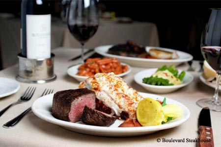 An Edmond steakhouse sure to impress a date or business associate.