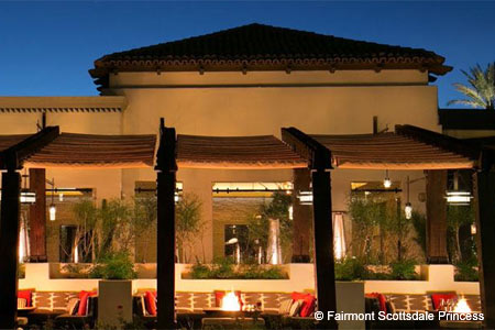 Dining Room at Bourbon Steak, Scottsdale, AZ