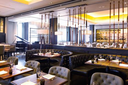 Celebrity chef Michael Mina has opened Bourbon Steak in Glendale
