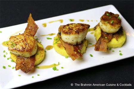 The Brahmin American Cuisine & Cocktails, Boston, MA