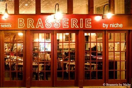 Brasserie by Niche, St. Louis, MO