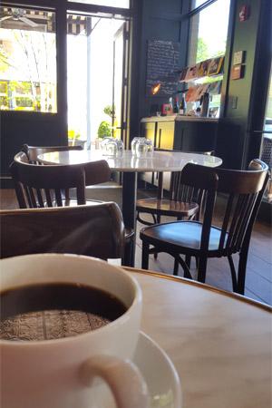 Dining Room at Bread & Butterfly, Atlanta, GA