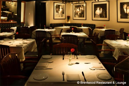 Brentwood Restaurant & Lounge, Los Angeles, CA