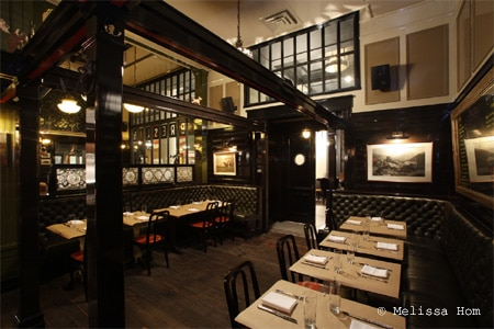 The Breslin Bar & Dining Room, New York, NY