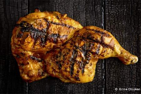 Brine Chicken, New York, NY