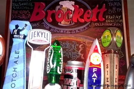 Brockett Pub House & Grill
