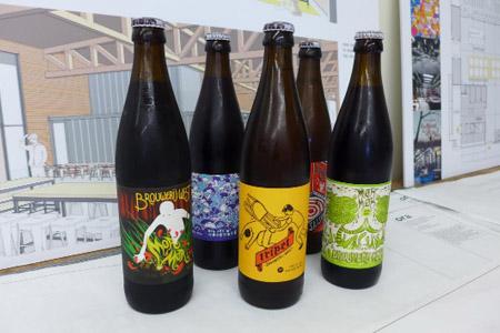 Brouwerij West has opened its tasting room