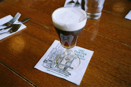 Hearty fare with a kiss of sea air and Irish whiskey, particularly in the Buena Vista's famous Irish coffee.