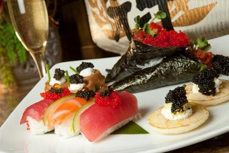 Discover the best Las Vegas restaurants for buffets, sushi and more