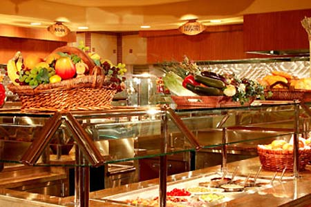 The Buffet at the Golden Nugget, Las Vegas, NV