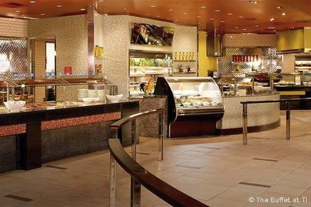 The Buffet At TI, Las Vegas, NV