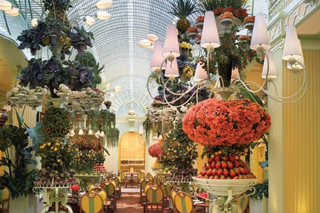 The Buffet at Wynn, Las Vegas, NV