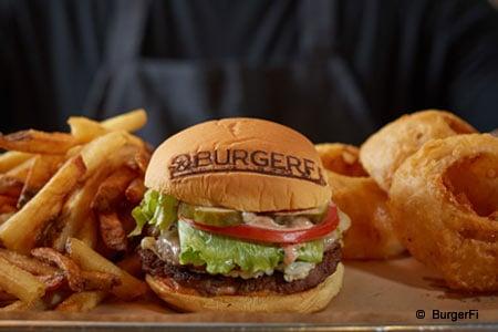 BurgerFi, Leesburg, VA