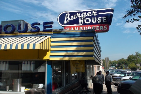 Burger House, Dallas, TX