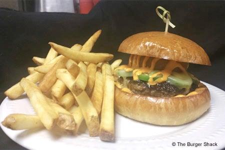 The Burger Shack, Chantilly, VA