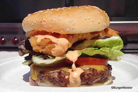 BurgerMeister, San Francisco, CA