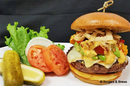 This gourmet burger eatery at the M Resort Spa Casino matches the all-American sandwich with an extensive selection of craft beer.